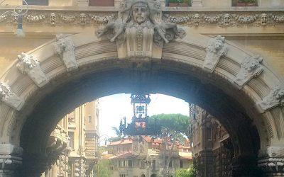 Il Quartiere Coppedè: un'originalissima meraviglia nel centro di Roma