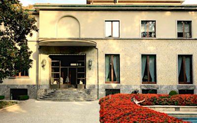 Villa Necchi Campiglio: continuiamo la nostra visita.